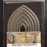 Arched window die