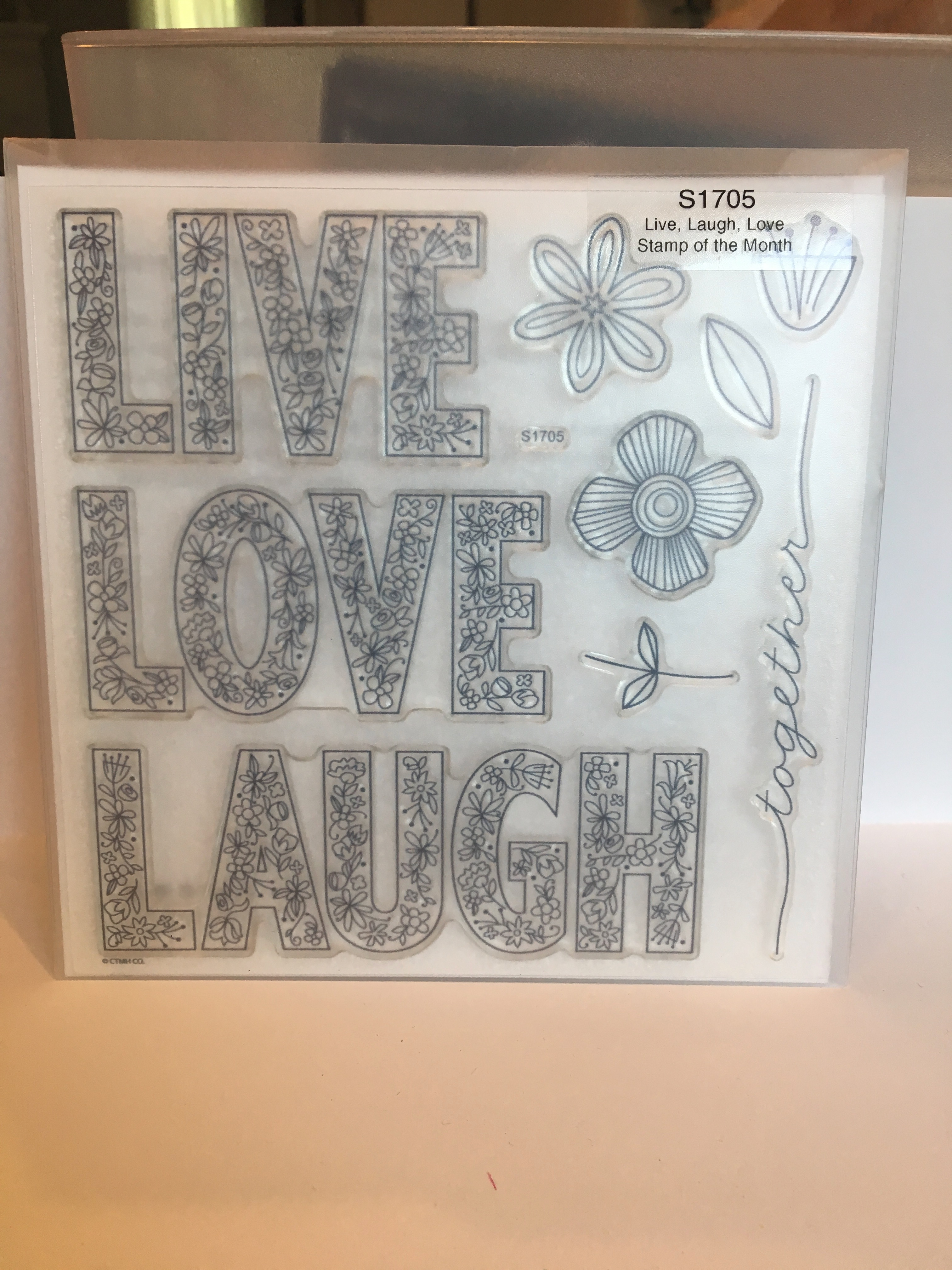 Live Laugh Love By Close To My Heart S1705 The Fruit Of